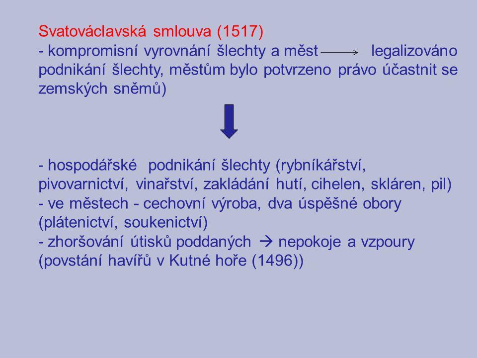 Svatováclavská smlouva (1517)