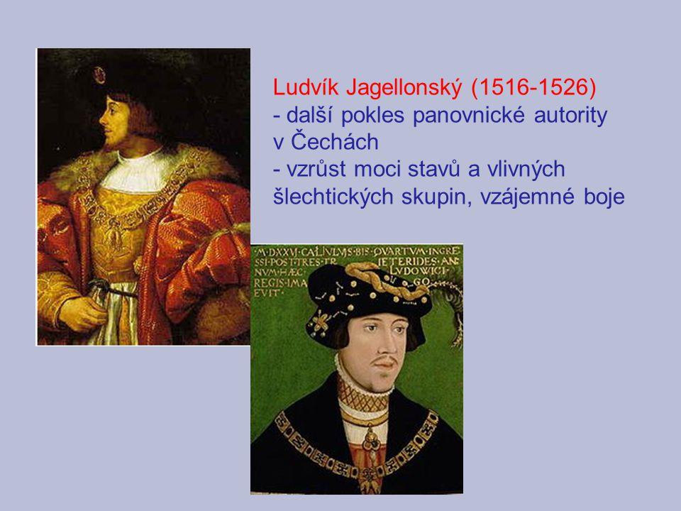 Ludvík Jagellonský (1516-1526)