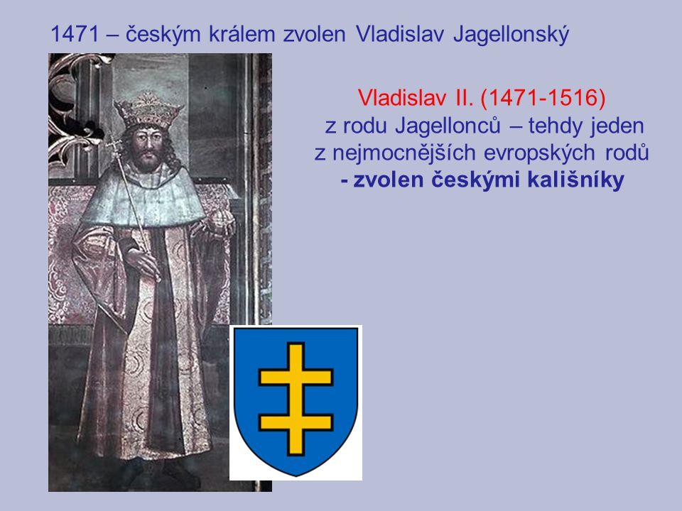 - zvolen českými kališníky
