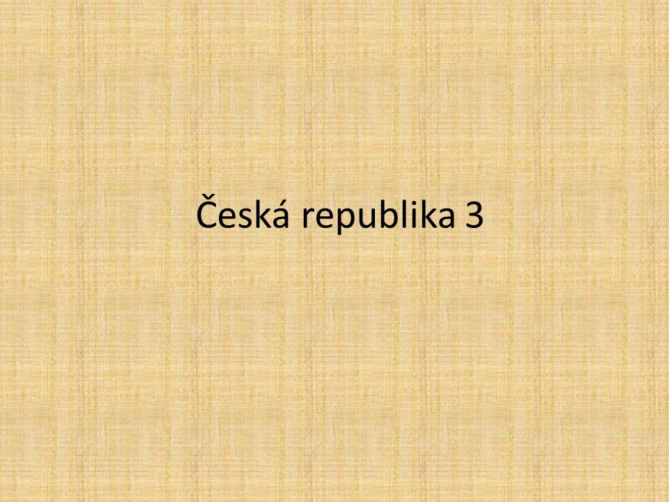 Česká republika 3