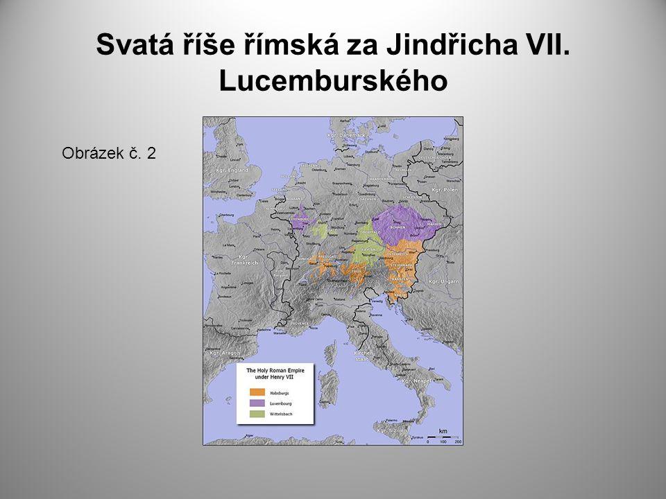 Svatá říše římská za Jindřicha VII. Lucemburského