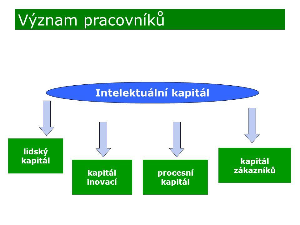 Intelektuální kapitál