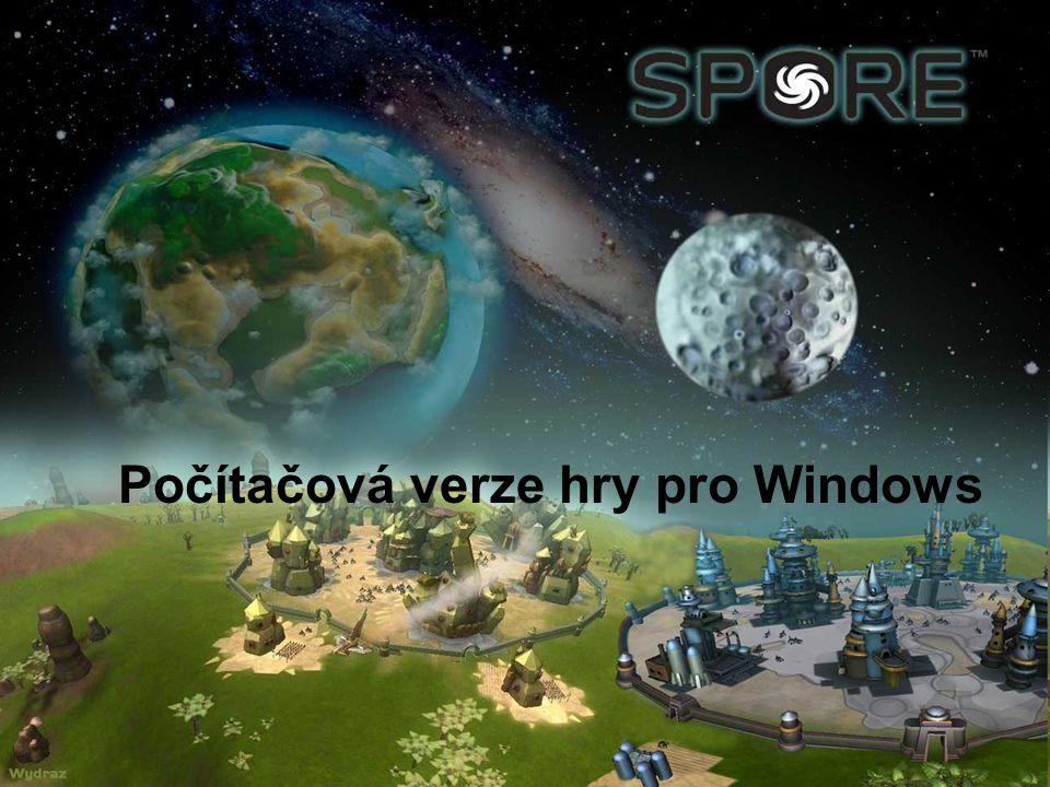Počítačová verze hry pro Windows