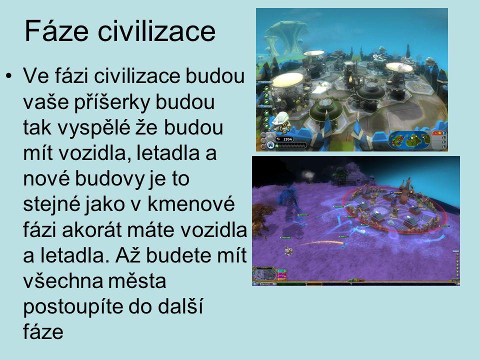 Fáze civilizace