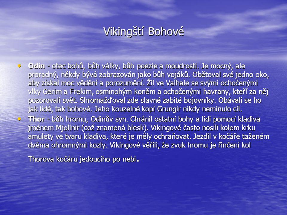 Vikingští Bohové