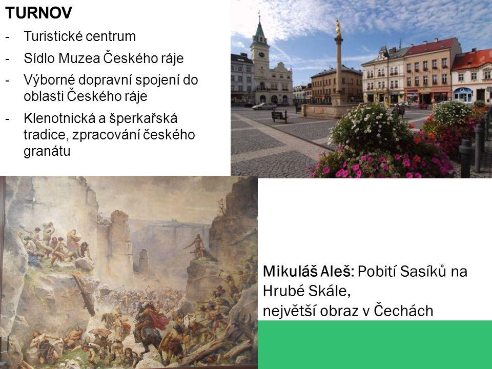 Mikuláš Aleš: Pobití Sasíků na Hrubé Skále, největší obraz v Čechách