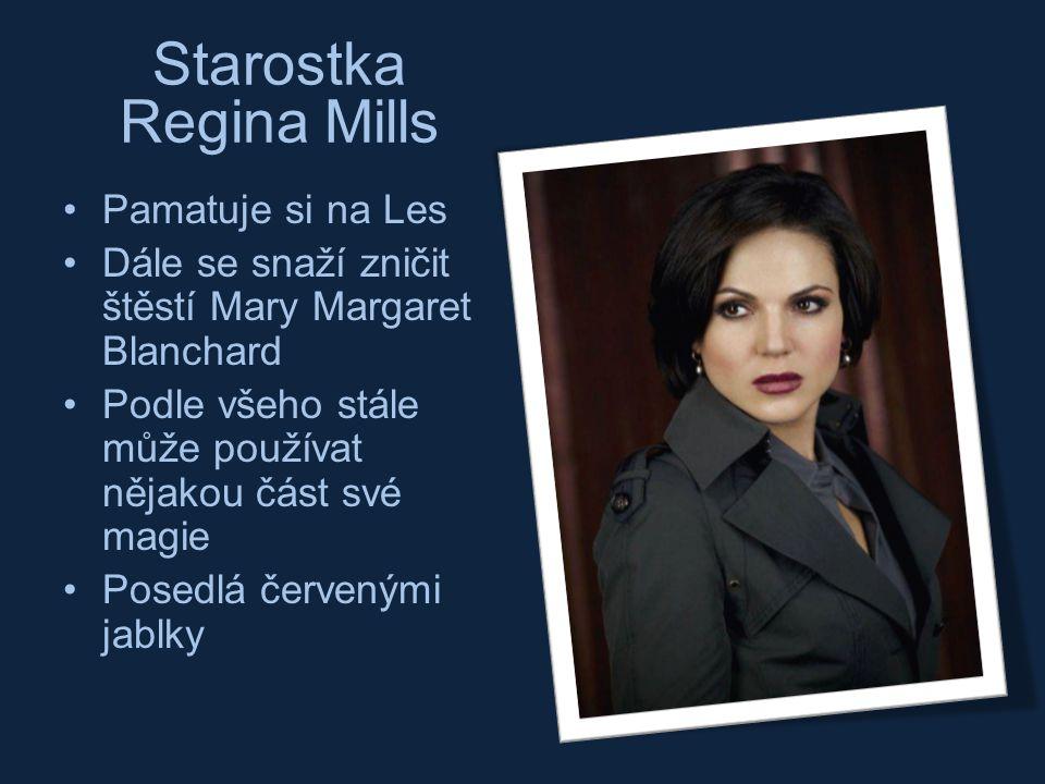 Starostka Regina Mills