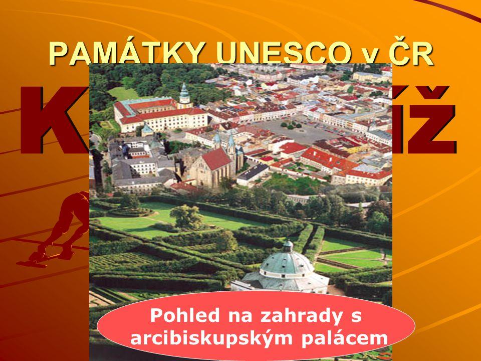 arcibiskupským palácem