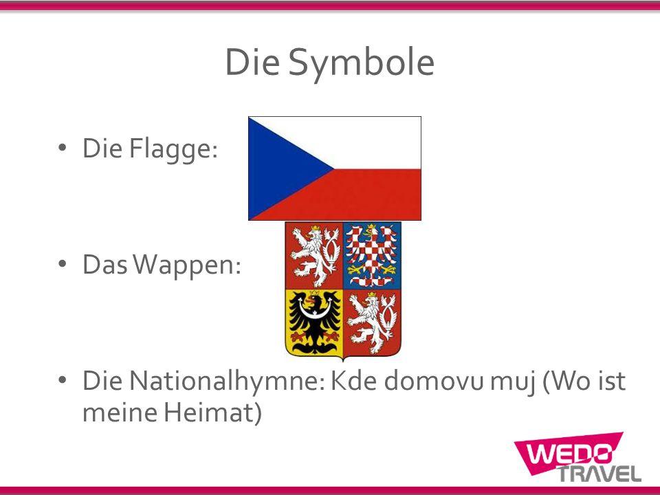 Die Symbole Die Flagge: Das Wappen: