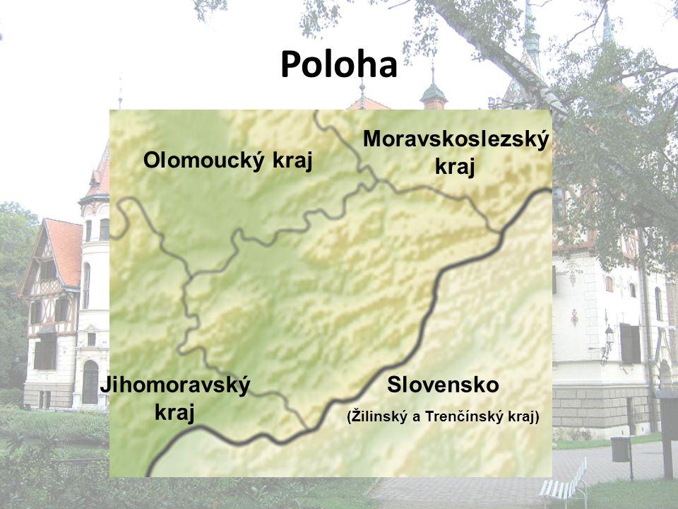 (Žilinský a Trenčínský kraj)