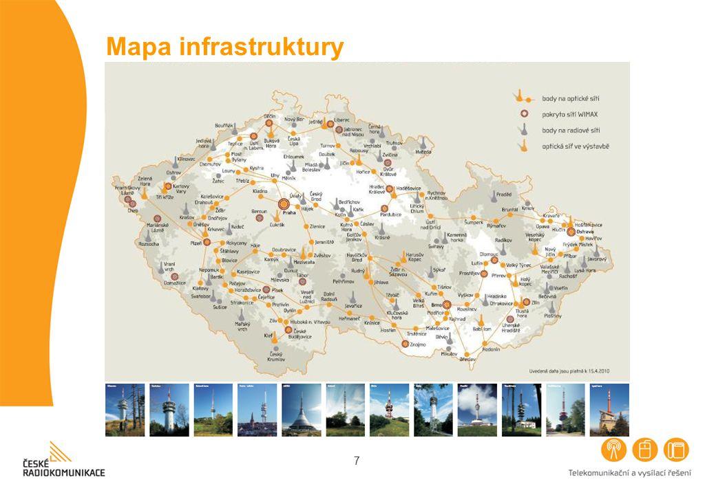 Mapa infrastruktury 7