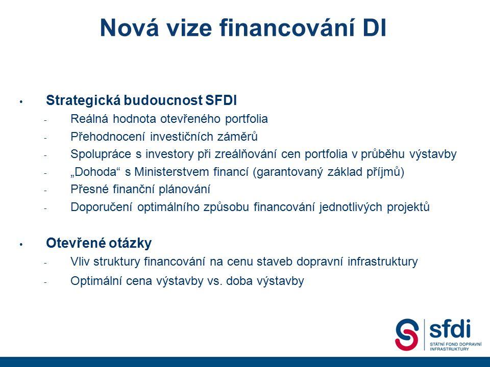 Nová vize financování DI