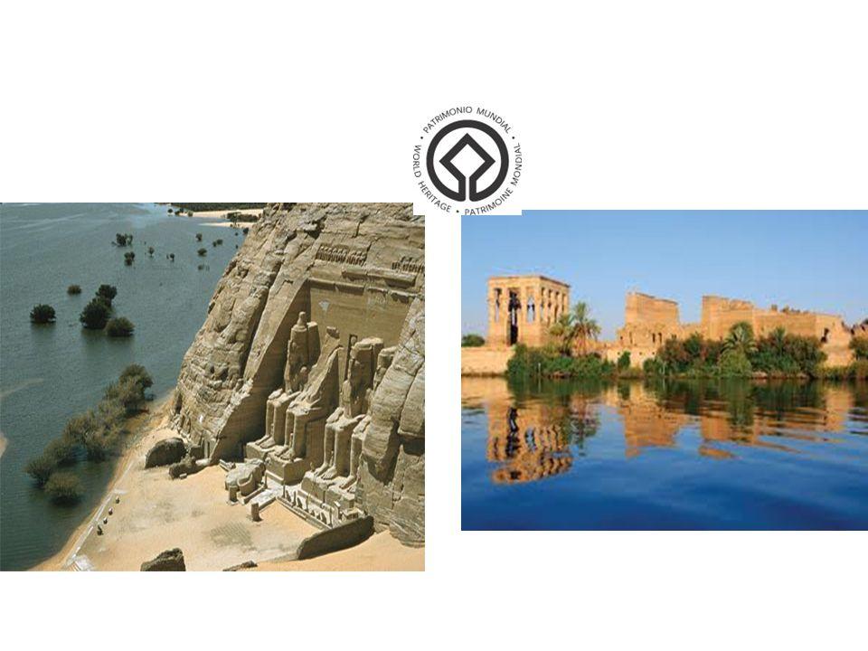 Abu Simbel, Philae