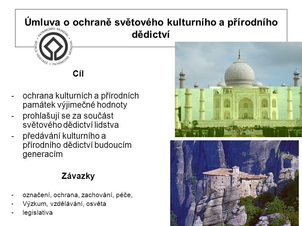 Úmluva o ochraně světového kulturního a přírodního dědictví