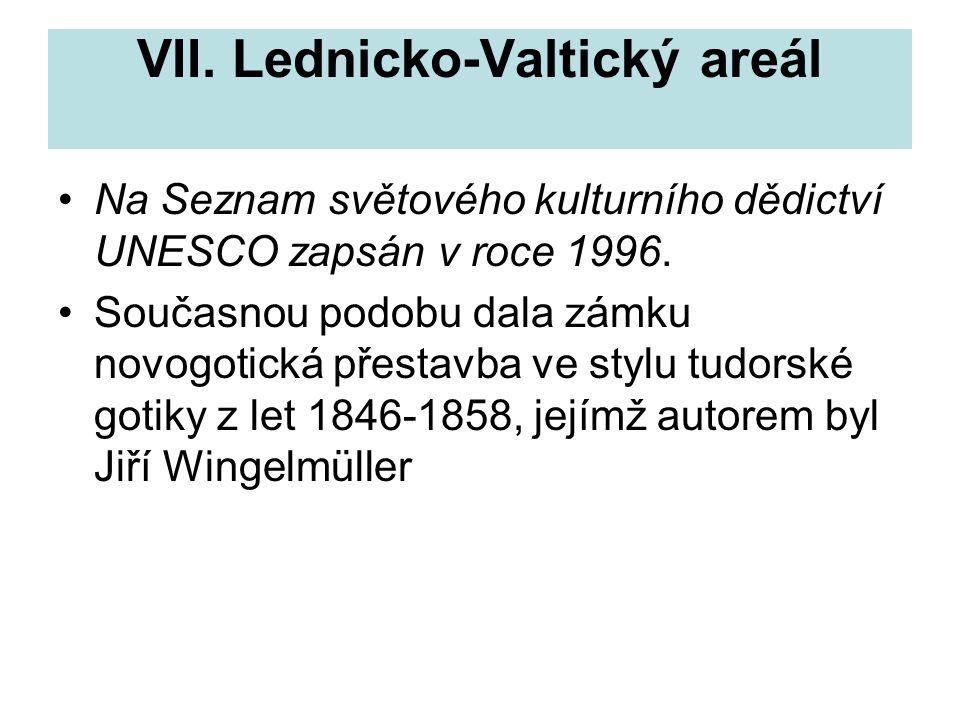 VII. Lednicko-Valtický areál