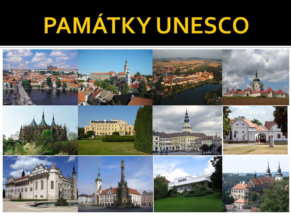 PAMÁTKY UNESCO