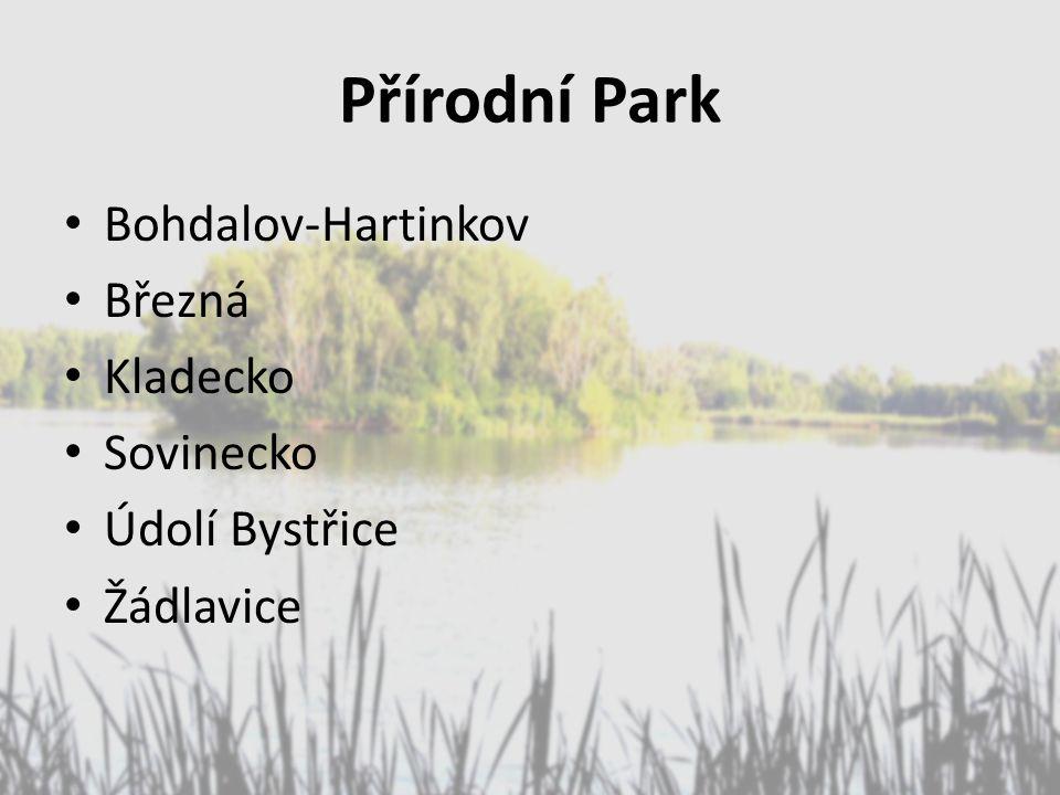 Přírodní Park Bohdalov-Hartinkov Březná Kladecko Sovinecko