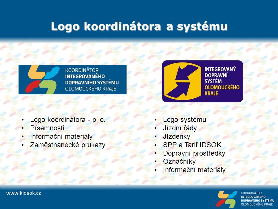 Logo koordinátora a systému