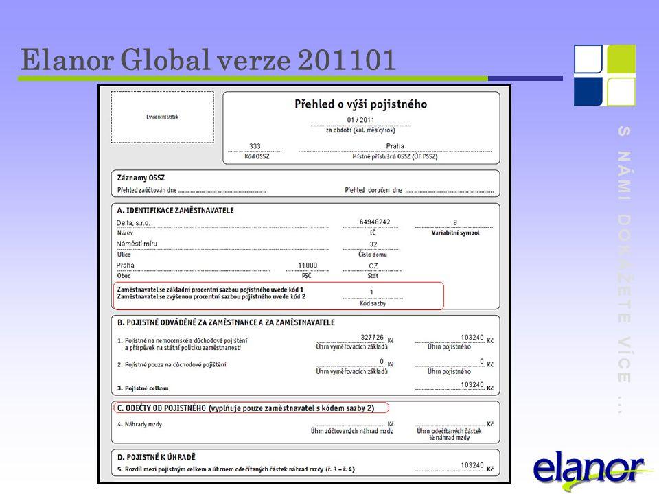 Elanor Global verze 201101 S NÁMI DOKÁŽETE VÍCE ...