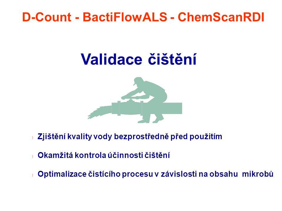 D-Count - BactiFlowALS - ChemScanRDI
