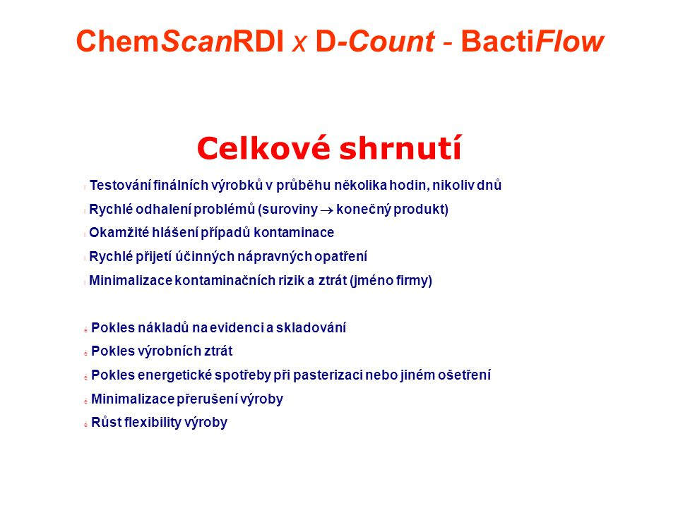 ChemScanRDI x D-Count - BactiFlow