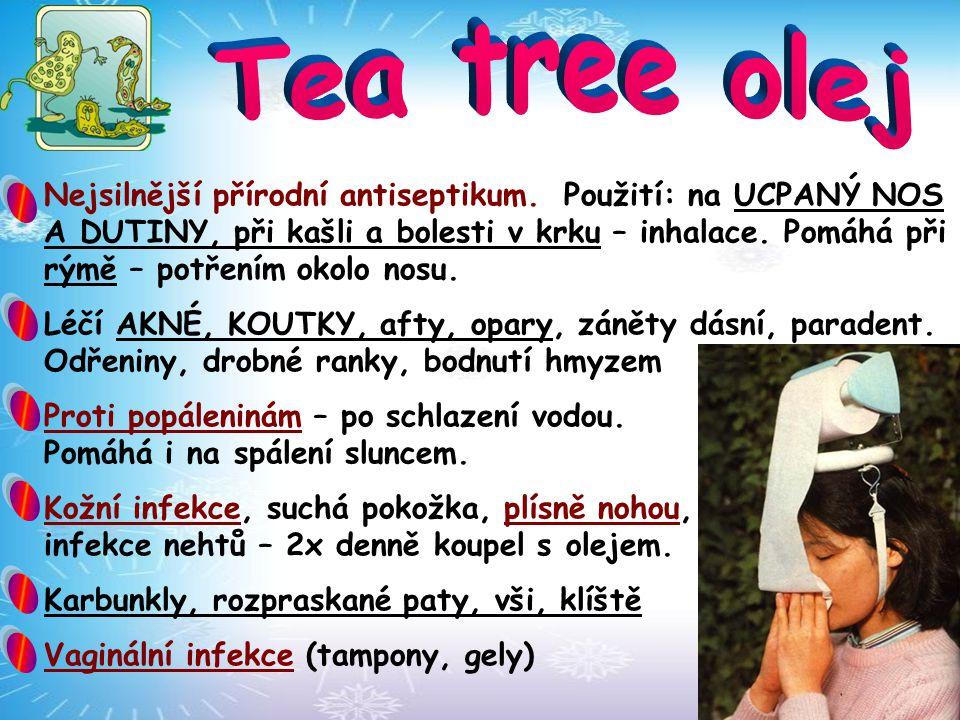 Tea tree olej