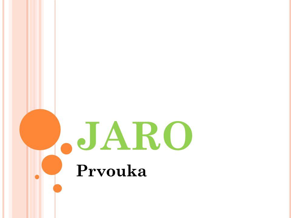 JARO Prvouka
