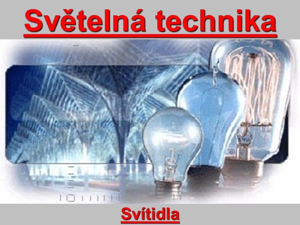 Světelná technika Svítidla