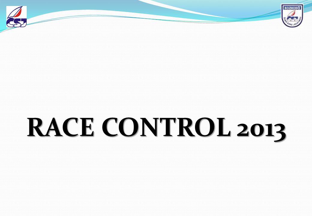 RACE CONTROL 2013