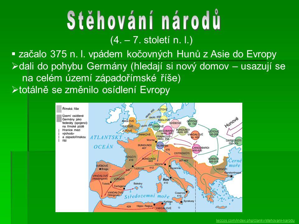 Stěhování národů (4. – 7. století n. l.)