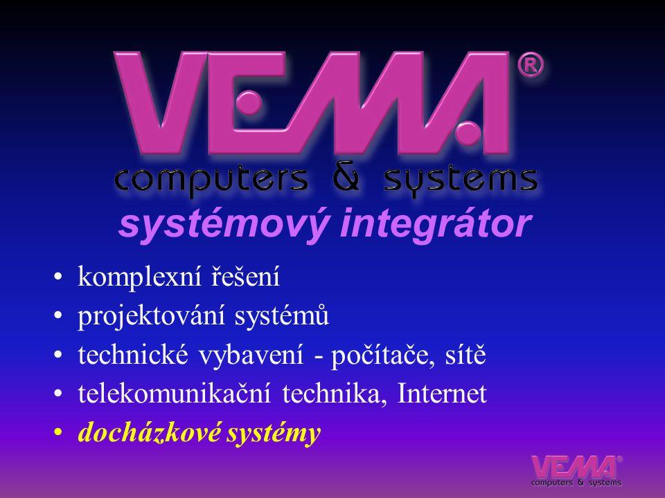systémový integrátor komplexní řešení projektování systémů