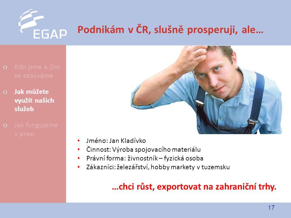 Podnikám v ČR, slušně prosperuji, ale…