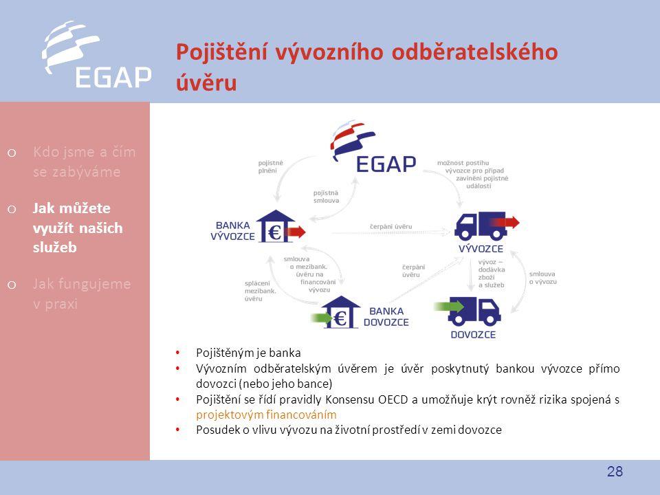 Pojištění vývozního odběratelského úvěru