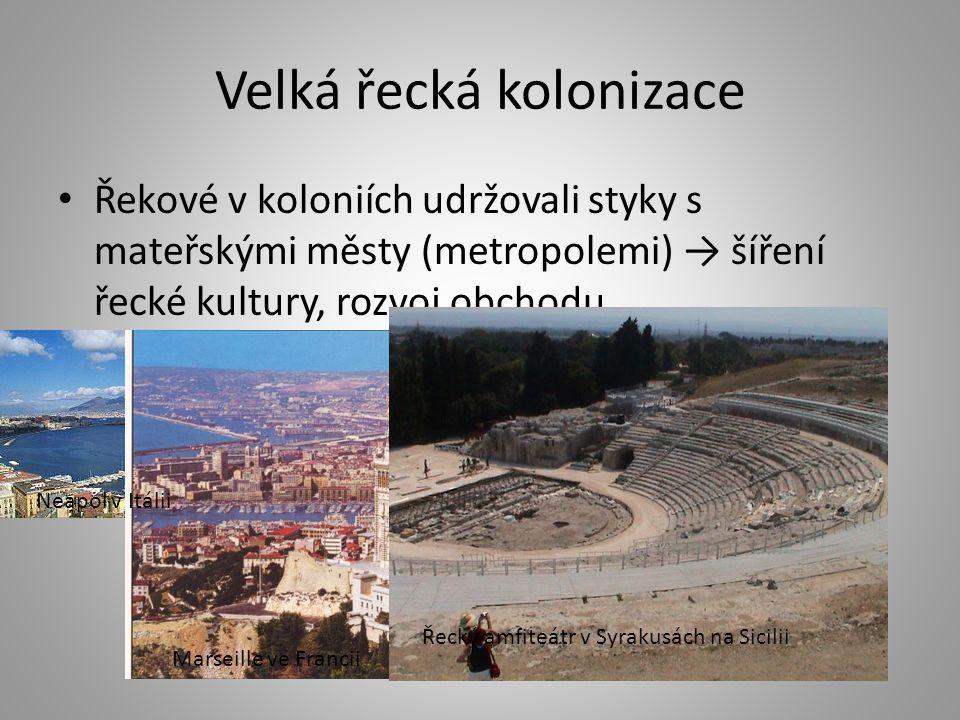 Velká řecká kolonizace