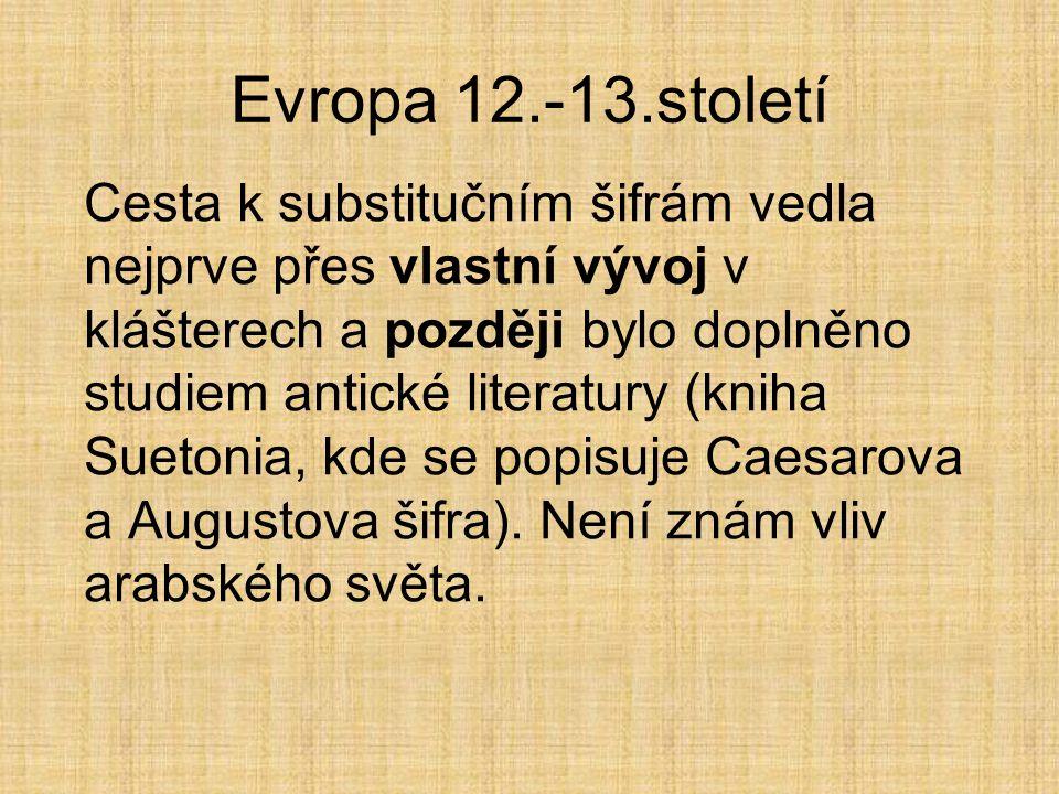 Evropa 12.-13.století