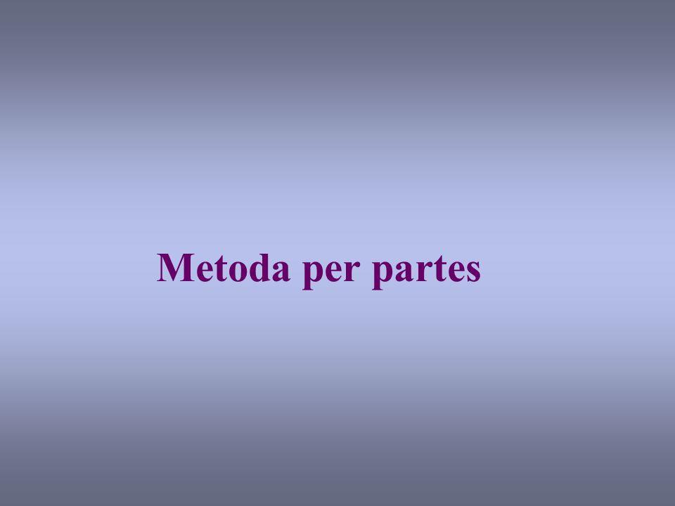 Metoda per partes