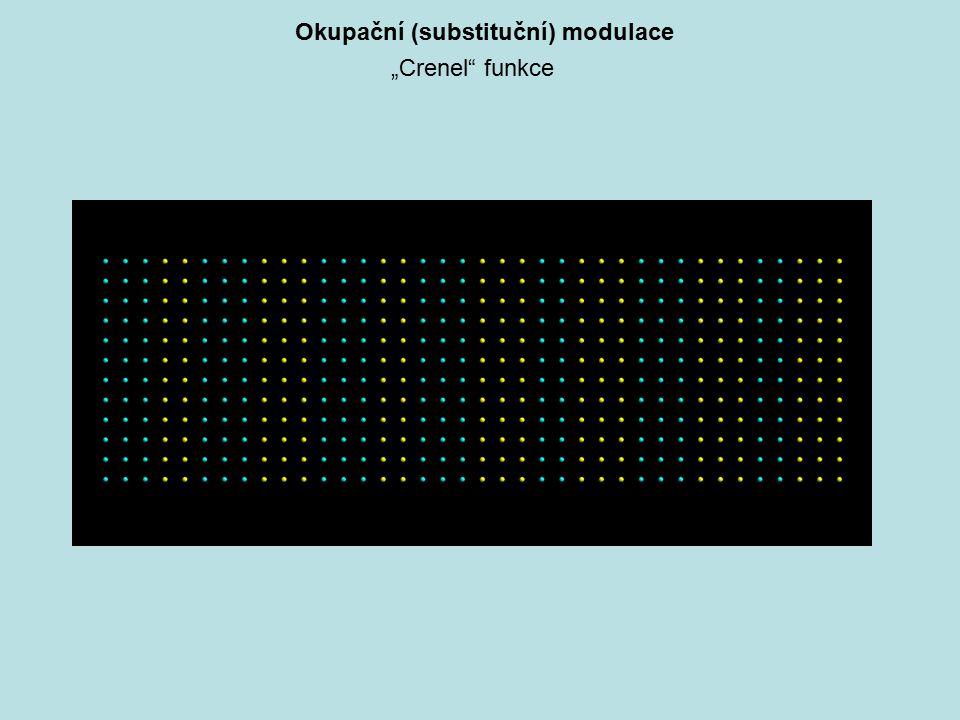 Okupační (substituční) modulace