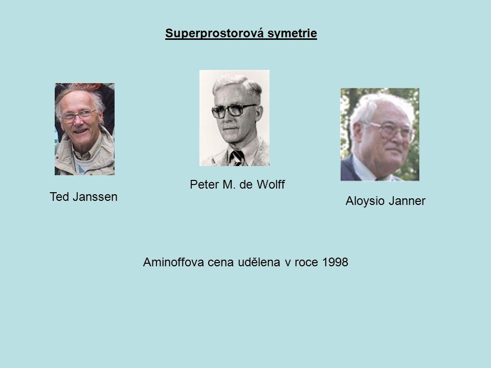 Superprostorová symetrie