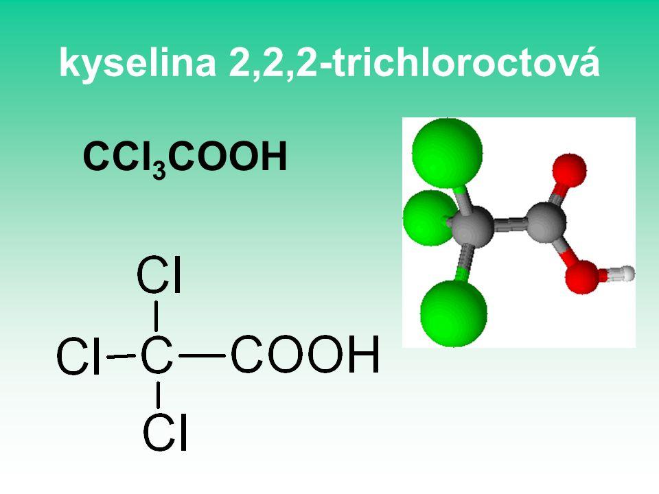 kyselina 2,2,2-trichloroctová