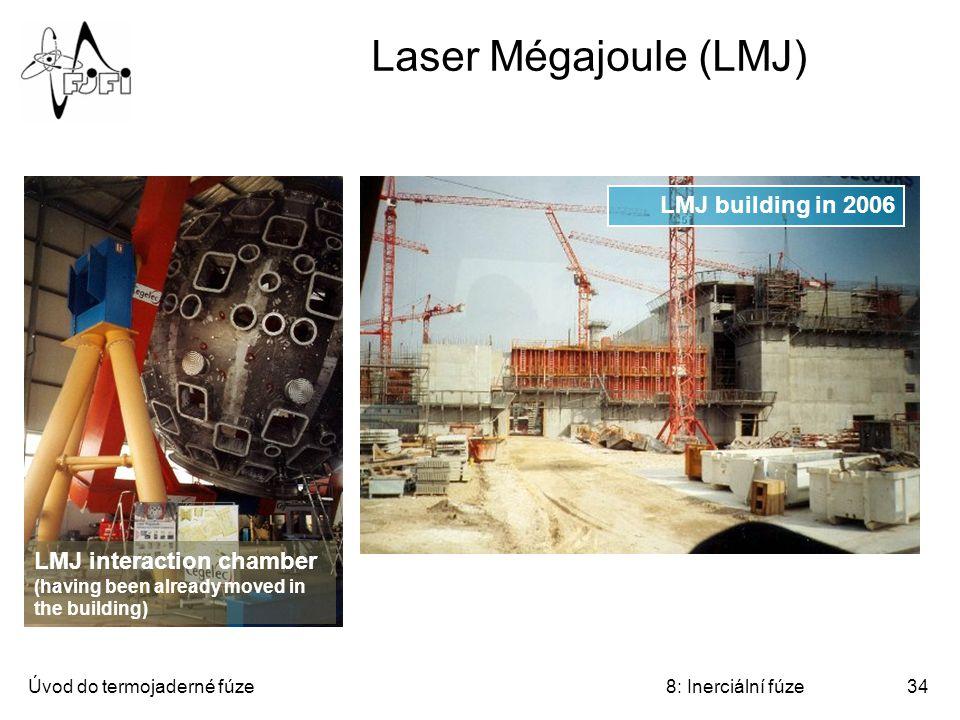 Laser Mégajoule (LMJ) LMJ building in 2006