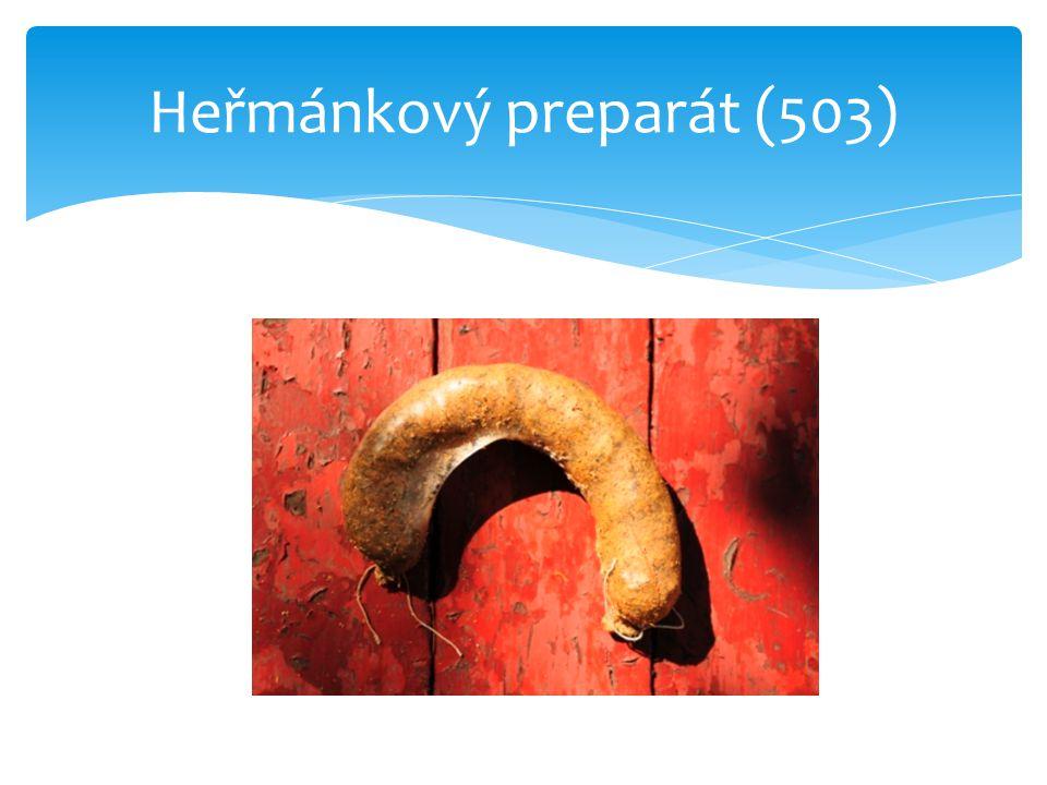 Heřmánkový preparát (503)