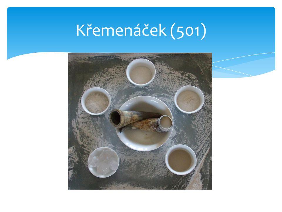 Křemenáček (501)