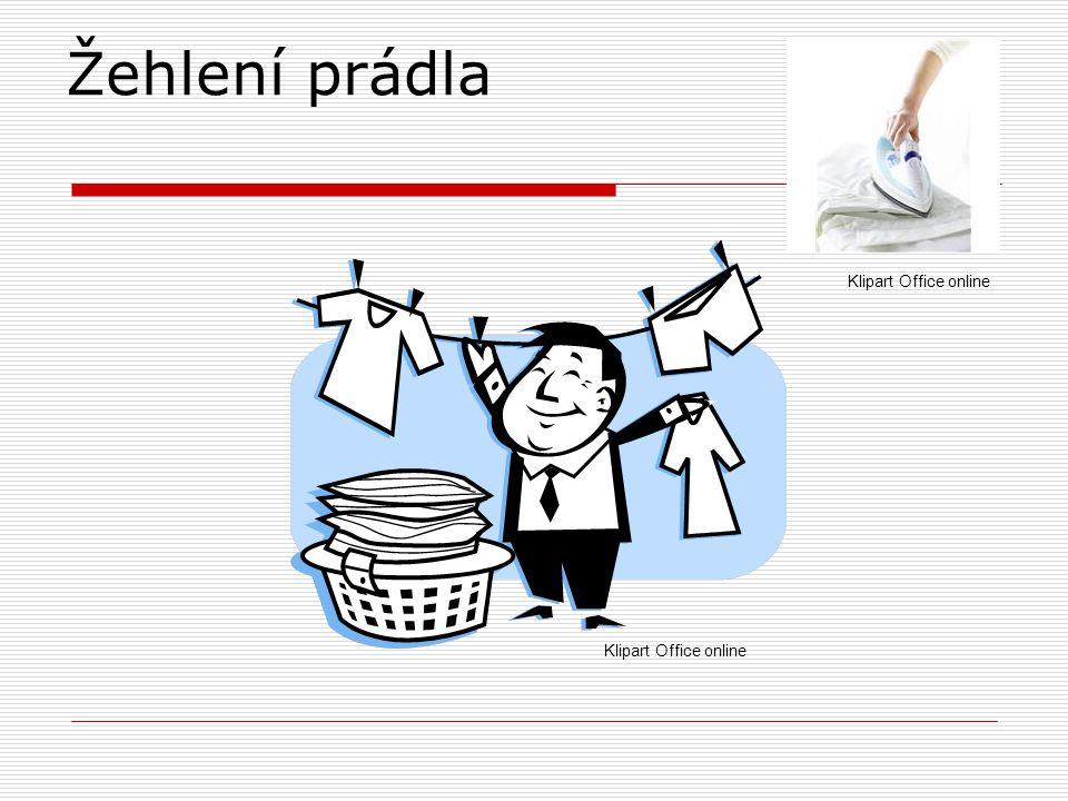 Žehlení prádla Klipart Office online Klipart Office online