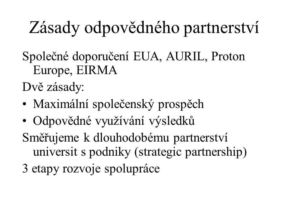 Zásady odpovědného partnerství
