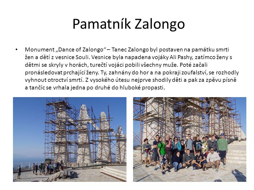 Pamatník Zalongo
