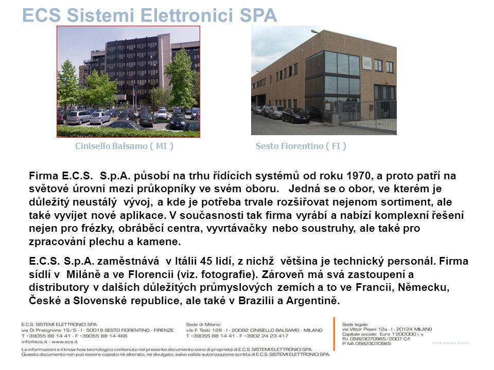 ECS Sistemi Elettronici SPA