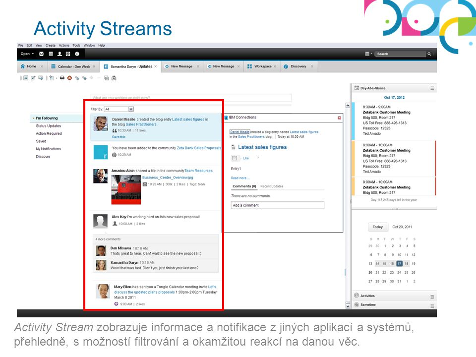 Activity Streams
