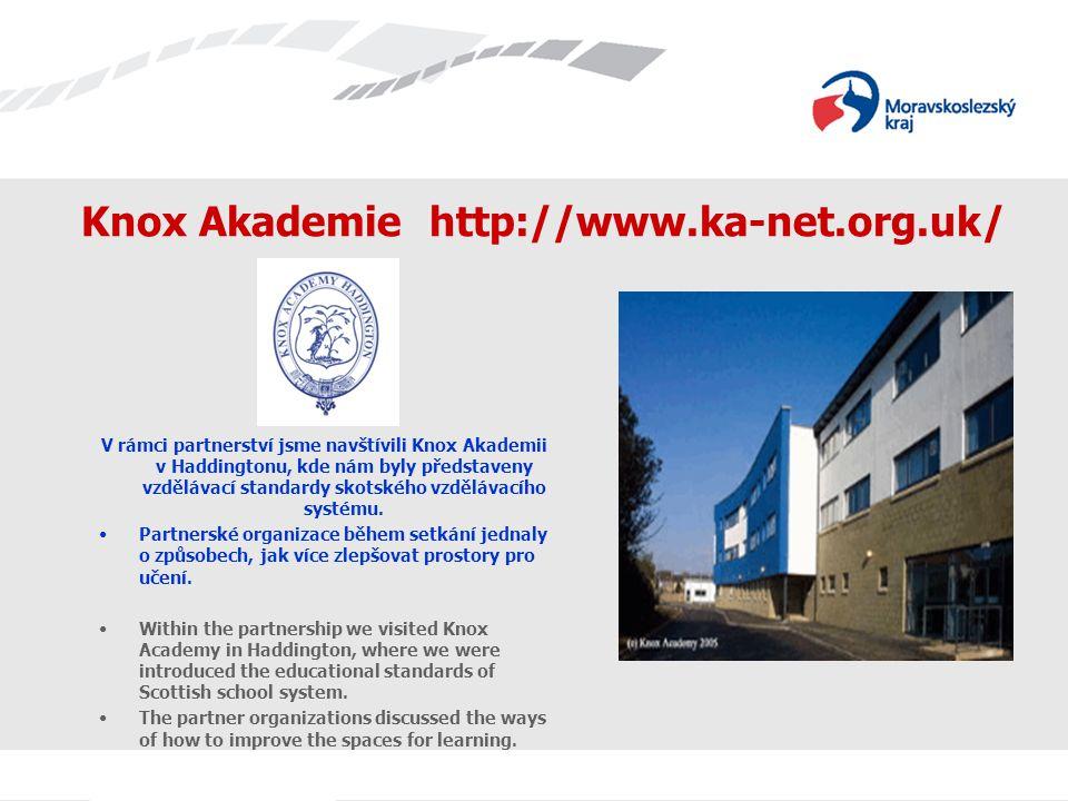Knox Akademie http://www.ka-net.org.uk/