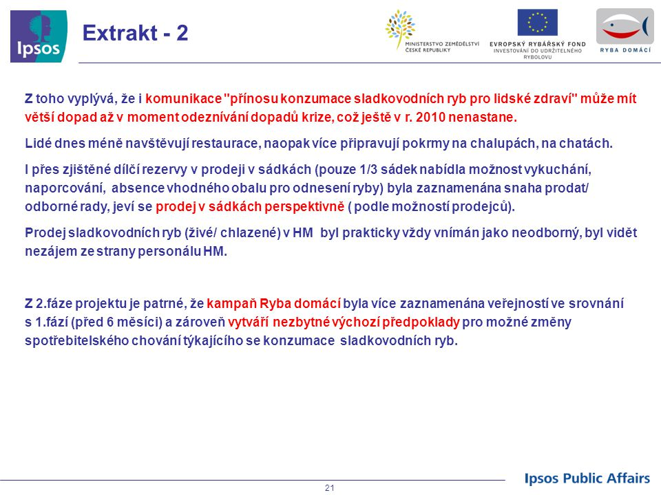 Extrakt - 2