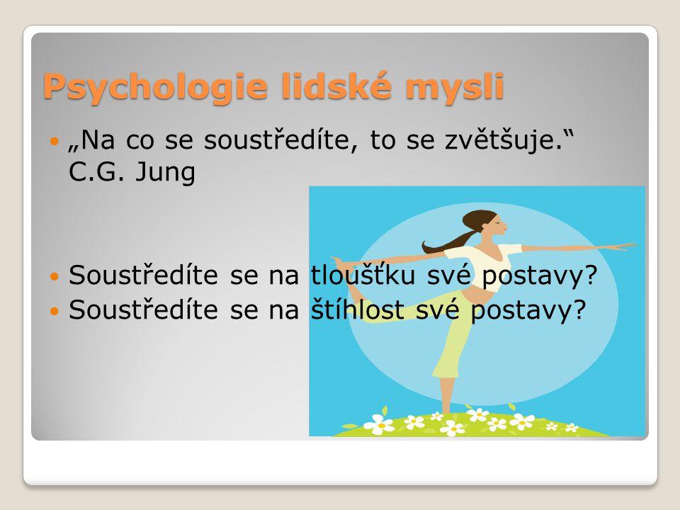 Psychologie lidské mysli